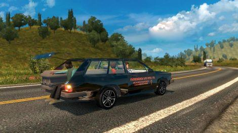 Car mods for euro truck simulator 2