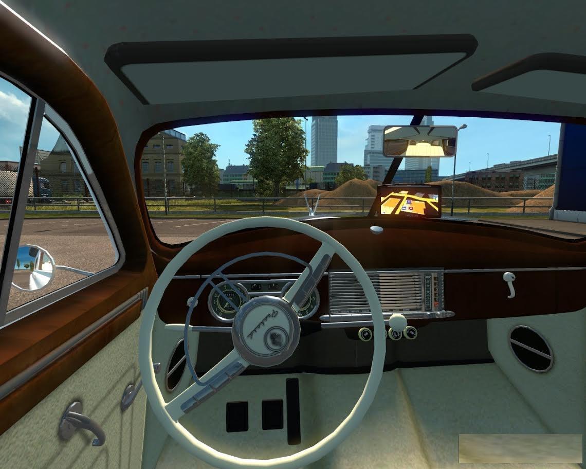 Car Paint Detector >> PACKARD STANDARD EIGHT 1948 V1.0 | ETS2 mods | Euro truck simulator 2 mods - ETS2MODS.LT