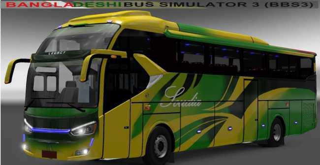 LAKSANA SR2XHD BUS WITH BD SKIN V1 0 | ETS2 mods | Euro
