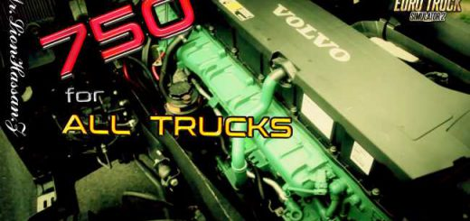 [LH]750 HP For ALL Truck_12C8A