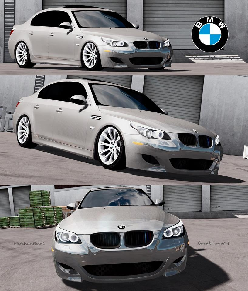 Used Bmw M5 >> BMW 5 Series E60 Pack [1.27.x] | ETS2 mods | Euro truck ...
