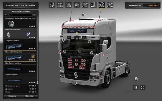 Scania R2008 50k V5 0 Nikola Edit Ets2 Mods Euro Truck