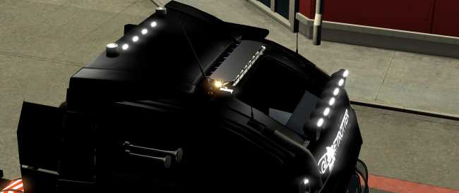 Whelen lightbar v12 ets2 mods euro truck simulator 2 mods added whelen mini updated some textures deleted textures that was not used daf cf85 by taina95 daf xf 105 daf xf by 50k daf xf euro 6 mozeypictures Choice Image
