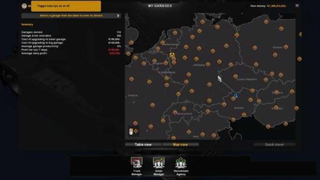 скачать бесплатно деньги на игру euro truck simulator 2