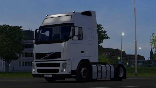 VOLVO FH12 440 EURO 5 REAL INTERIOR | ETS2 mods | Euro truck