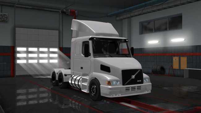 Volvo Dealers Nh >> Volvo Nh 12 1 28 X Ets2 Mods Euro Truck Simulator 2 Mods