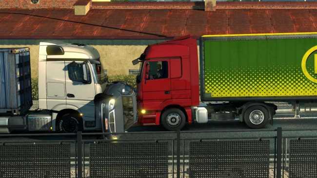 NO DAMAGE MOD ALL VERSION | ETS2 mods | Euro truck simulator