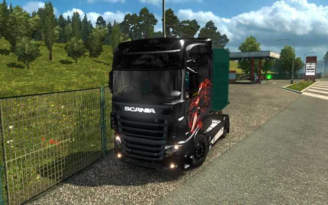 How to install mods in euro truck simulator: 12 steps.