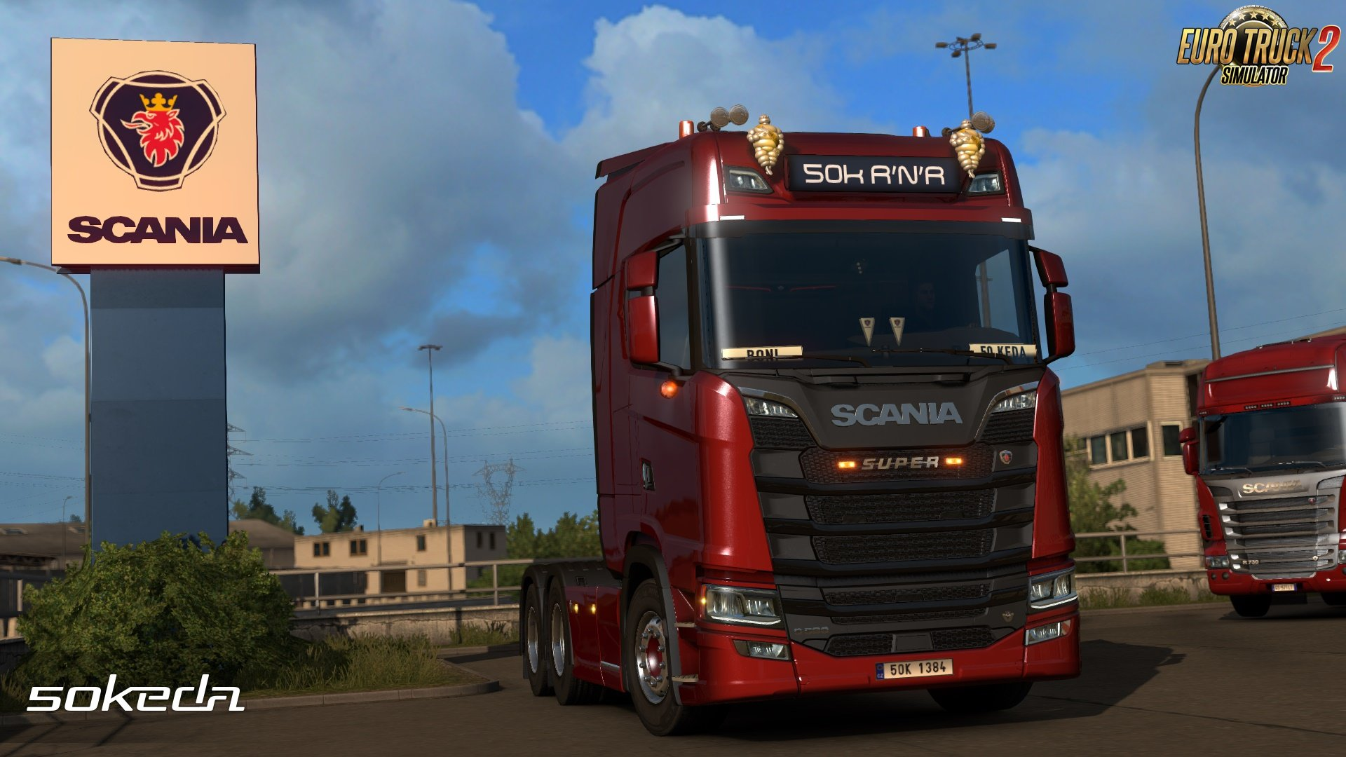legendary 50k addons v2 2 ets2 mods euro. Black Bedroom Furniture Sets. Home Design Ideas