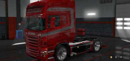 4182-skin-autotransport-red-lady-metalli-for-scania-r-streamline-rjl-1-28_1