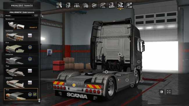 Scania R S 2016 Mighty Griffin Ets2 Mods Euro Truck