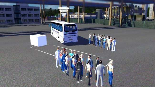 скачать мод для euro truck simulator 2 мод автостоп