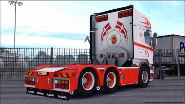 scania r620 jesper hansen v1 0 ets 2 mods   euro truck