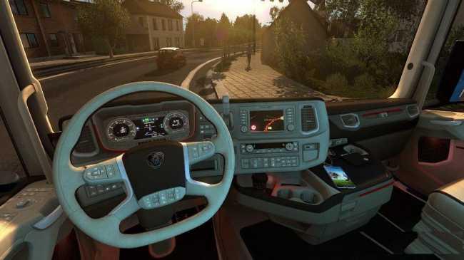 Euro Truck Simulator 2 Mods Scania S Interior - ▷ ▷ PowerMall