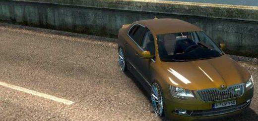 Subaru Impreza WRX STI 1 35 x | ETS2 mods | Euro truck