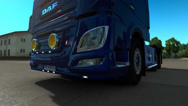 Led Strobe Lights For Trucks >> ETS/ATS BOREMAN LED MARKER LIGHTS V1.3 | ETS2 mods | Euro ...