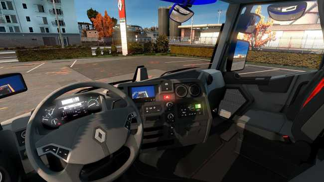 RENAULT RANGE T + FIX 1.31.X   ETS2 mods   Euro truck simulator 2 ...