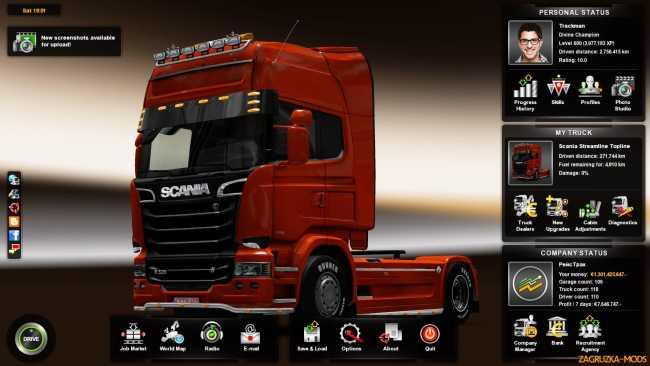 euro truck driver 2019
