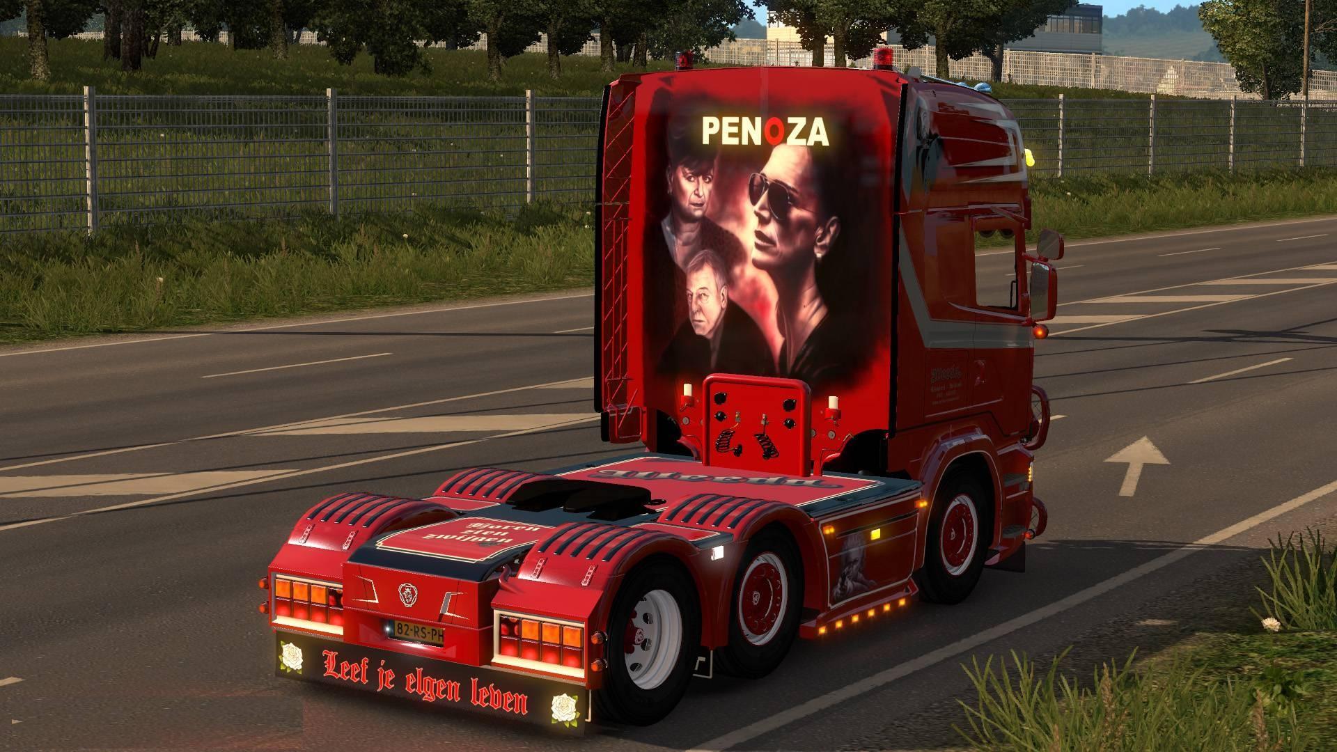 American Truck Simulator - Wheel Tuning Pack Download