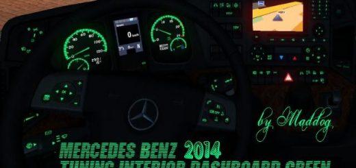 2408-mercedesbenz2014tuninginterior-dashboardgreen_1