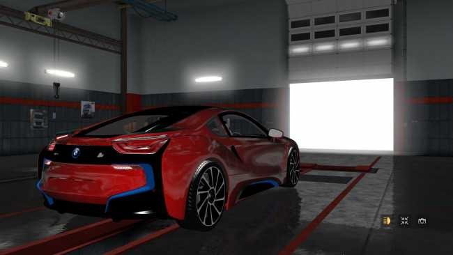 Fix For Bmw I8 V1 0 Ets2 Mods Euro Truck Simulator 2 Mods