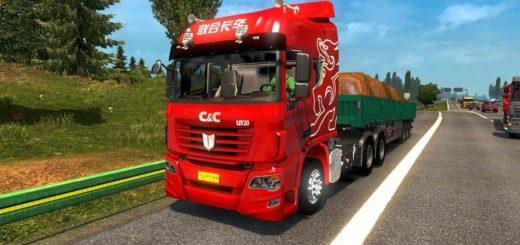 ZIL 130-131-133 UPDATE 1 35 X | ETS2 mods | Euro truck simulator 2