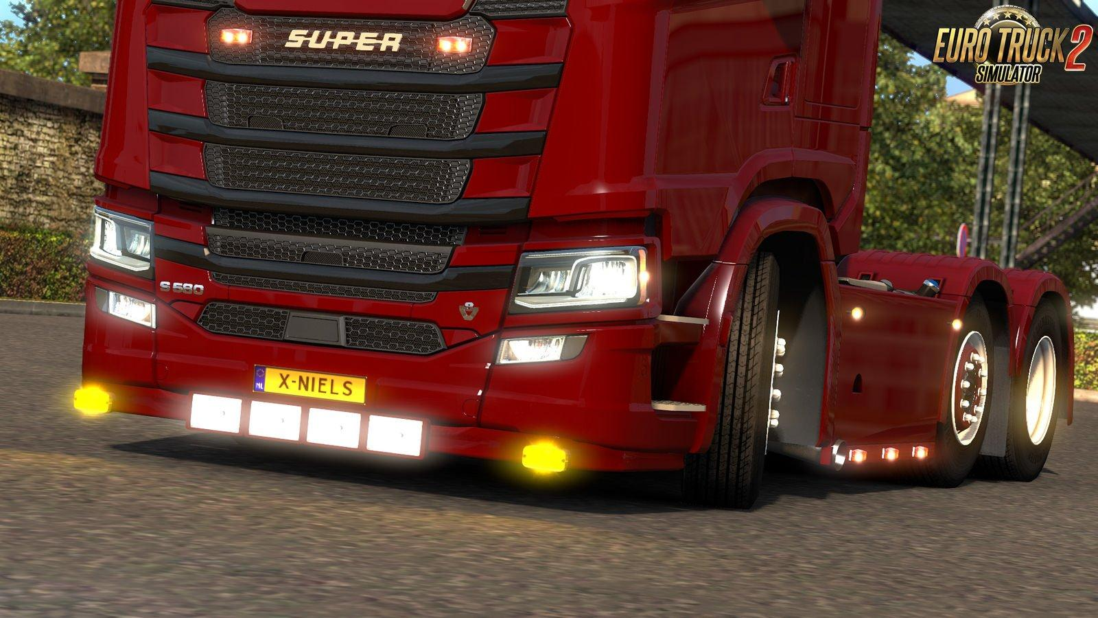 euro truck simulator 2 how to use the retarder