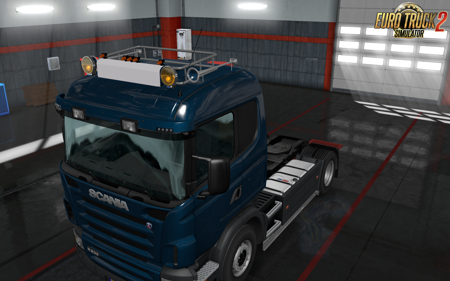 Accessories Pack For Rjl S Scania 1 32 Ets2 Mods Euro