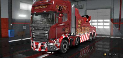 ZIL 130-131-133 1 35 x | ETS2 mods | Euro truck simulator 2