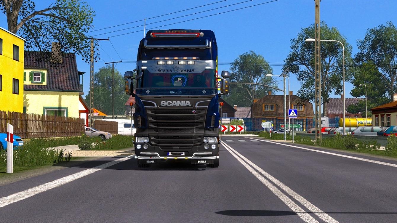 Improved Fps 1 32 Ets2 Mods Euro Truck Simulator 2