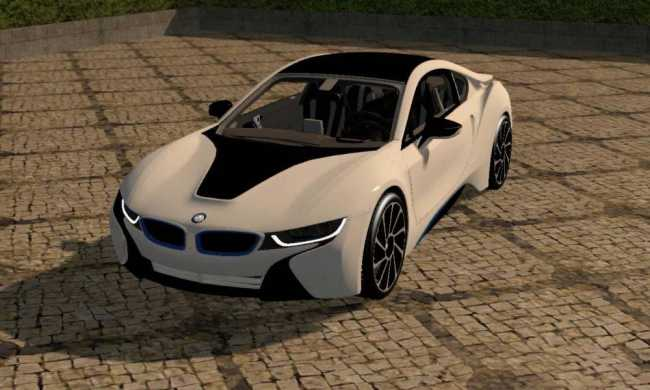 Bmw I8 Reworked 1 32 Ets2 Mods Euro Truck Simulator 2 Mods