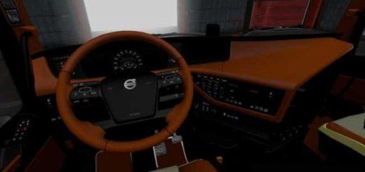 volvo-fh-2012-black-brown-interior_1