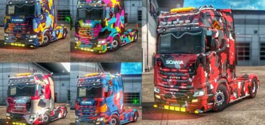 scania-s-camouflage-skin-pack_1