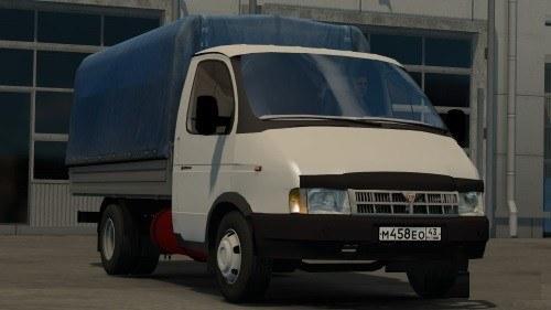 Gazelle Pack By M X 1996 Ets2 Mods Euro Truck Simulator 2 Mods