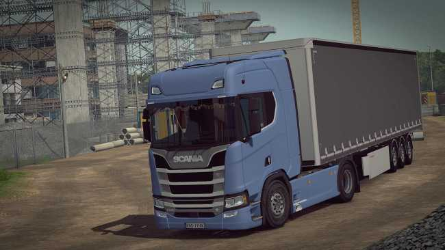 MORE REALISTIC TRUCK PHYSICS FOR SCS TRUCKS IN ETS2 1 34 X