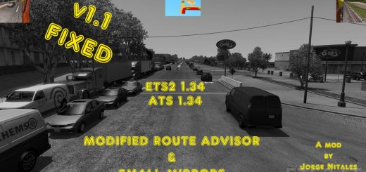 Economy Project v 1 0 for ETS2 1 33 | ETS2 mods | Euro truck