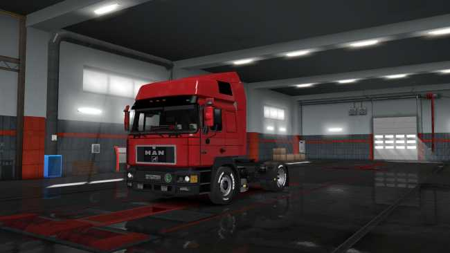 ETS2 TRUCKS PACK FOR 1 35 GAME V1 0 | ETS2 mods | Euro truck