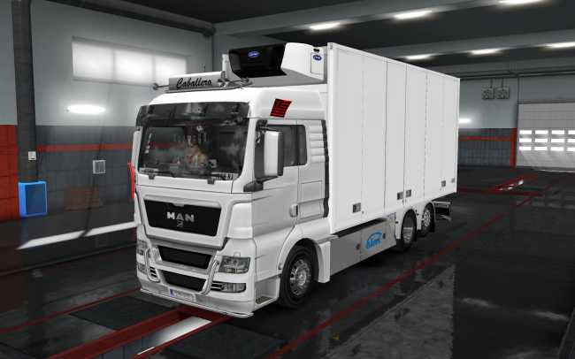 RIGID CHASSIS PACK FOR ALL SCS TRUCKS - V1 0 1 34 | ETS2