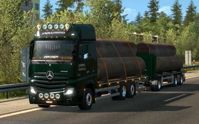 FLATBED ADDON FOR TA
