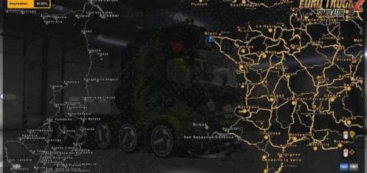 ETS2 Maps | ETS2 mods | Euro truck simulator 2 mods