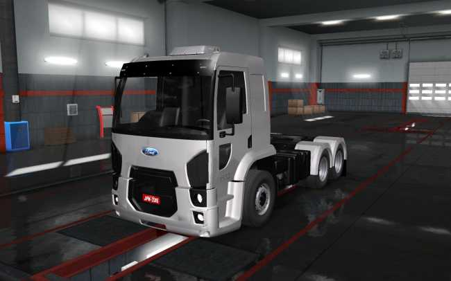 FORD CARGO 1932 1 35 X | ETS2 mods | Euro truck simulator 2