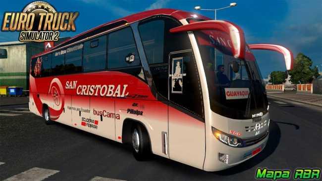 INVICTUS PILLAPA HINO 1 35 | ETS2 mods | Euro truck