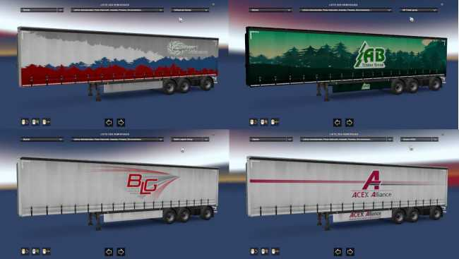REAL COMPANY ALFA 1.35.X | ETS2 mods | Euro truck simulator 2 mods - ETS2MODS.LT