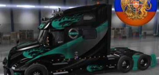 volvo-truck-vnl-2018-skin-pack-panther-carbon-1-35_1