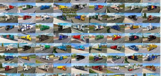 painted-truck-traffic-pack-by-jazzycat-v9-1_1
