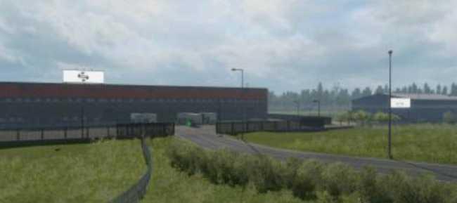 REAL GERMAN COMPANIES BY SN-MAP/ER 1.36.X | ETS2 mods | Euro truck simulator 2 mods - ETS2MODS.LT