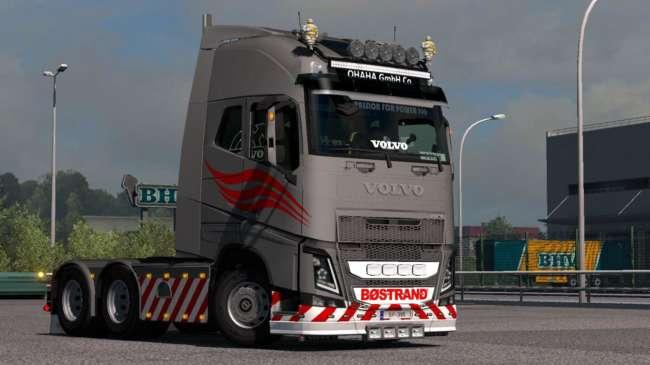 Volvo Fh 2012 V24 03r 1 37 X Ets2 Mods Euro Truck Simulator 2 Mods Ets2mods Lt