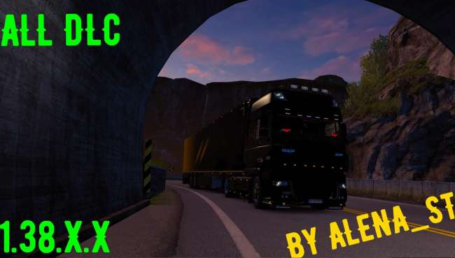 Save Game 100 All Dlc V1 0 Ets2 Mods Euro Truck Simulator 2 Mods Ets2mods Lt