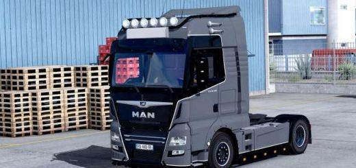 SCANIA R500 ALEX DUBOIS 1.19.1   ETS2 mods   Euro truck