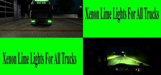 lime-green-xenon-lights-for-all-trucks-v1-0_1